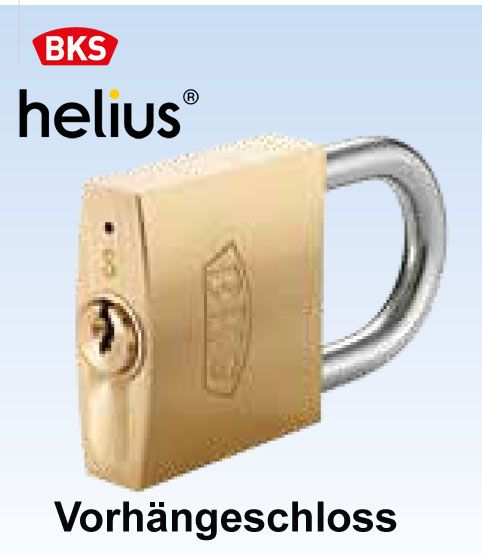 BKS Helius BKS Vorhängeschloss