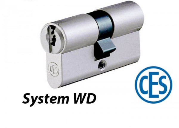CES Doppelzylinder System WD