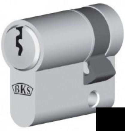 BKS Profil-Halbschließzylinder PZ 88