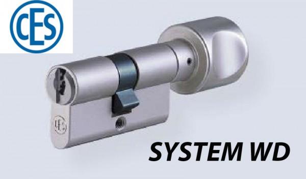 CES Knaufzylinder System WD